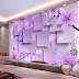 Jual Wallpaper Dinding Custom 3D Pemandangan