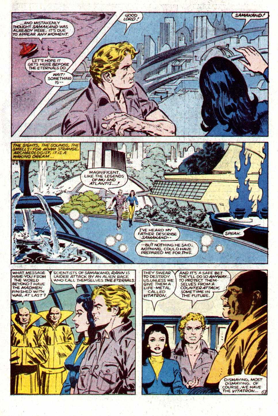 Read online Secret Origins (1986) comic -  Issue #17 - 13