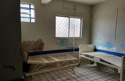 Situação caótica do hospital municipal de Chapadinha 2