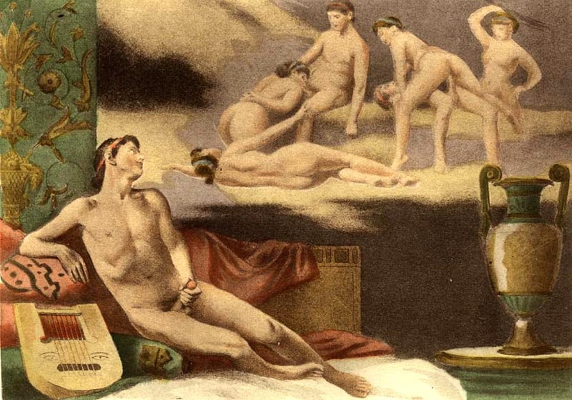 Рай для ананистов, Онанизм - порно видео онлайн, смотреть порно бесплатно 12 фотография