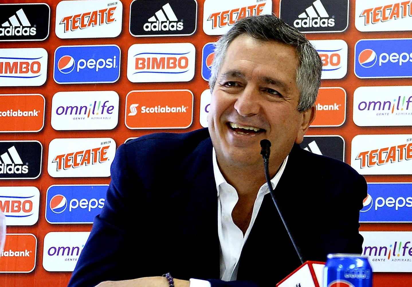 ''Estoy seguro que la siguiente transmisión vamos a tener una mejoría'', expresa Vergara.