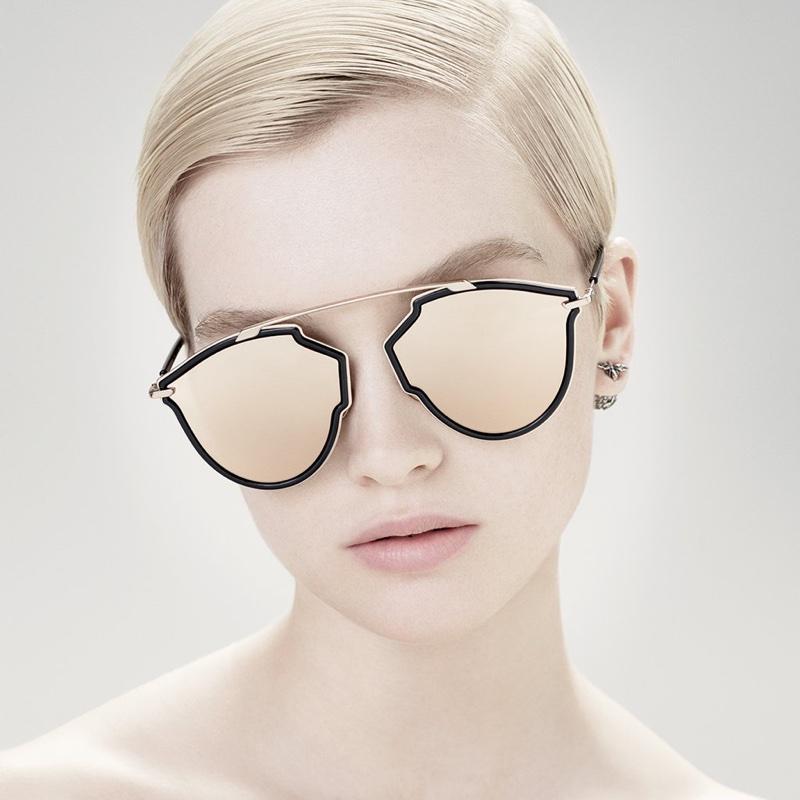DiorSoReal Fall/Winter 2018 Eyewear Campaign