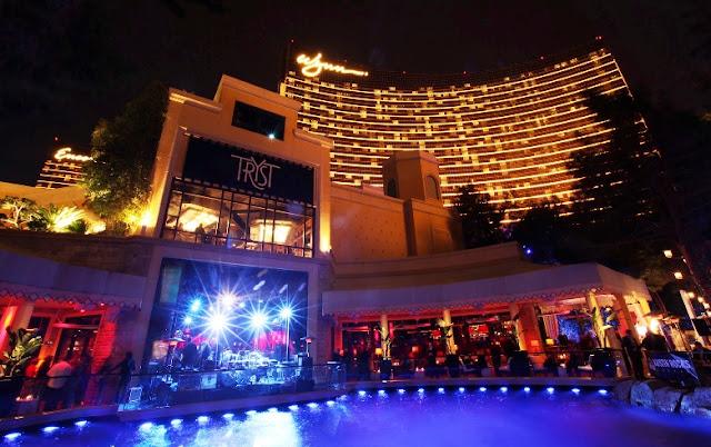 Wynn Encore Las Vegas Tryst