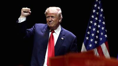 Donald Trump é eleito o novo presidente dos Estados Unidos da América