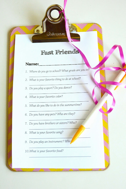 Aesthetic Nest Craft Papered Clipboard Tutorial and