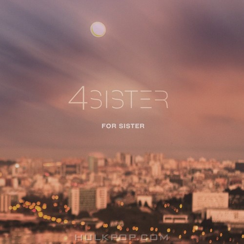 4sister – For Sister (포 시스터) – EP