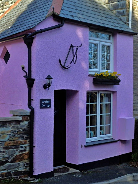 Anchor Cottage, Padstow, Cornwall