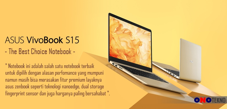 "THE BEST 10 NOTEBOOK ASUS 2017 "" ASUS VIVOBOOK S15 """