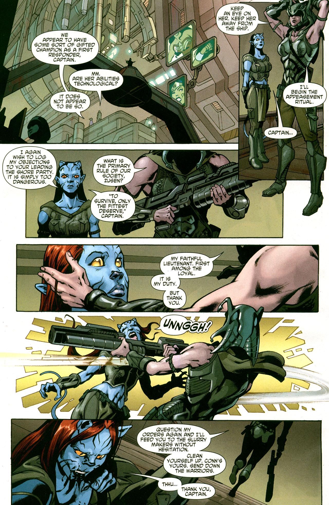 Read online Wonder Woman (2006) comic -  Issue #42 - 14