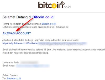 Cara membuat rekening bitcoin