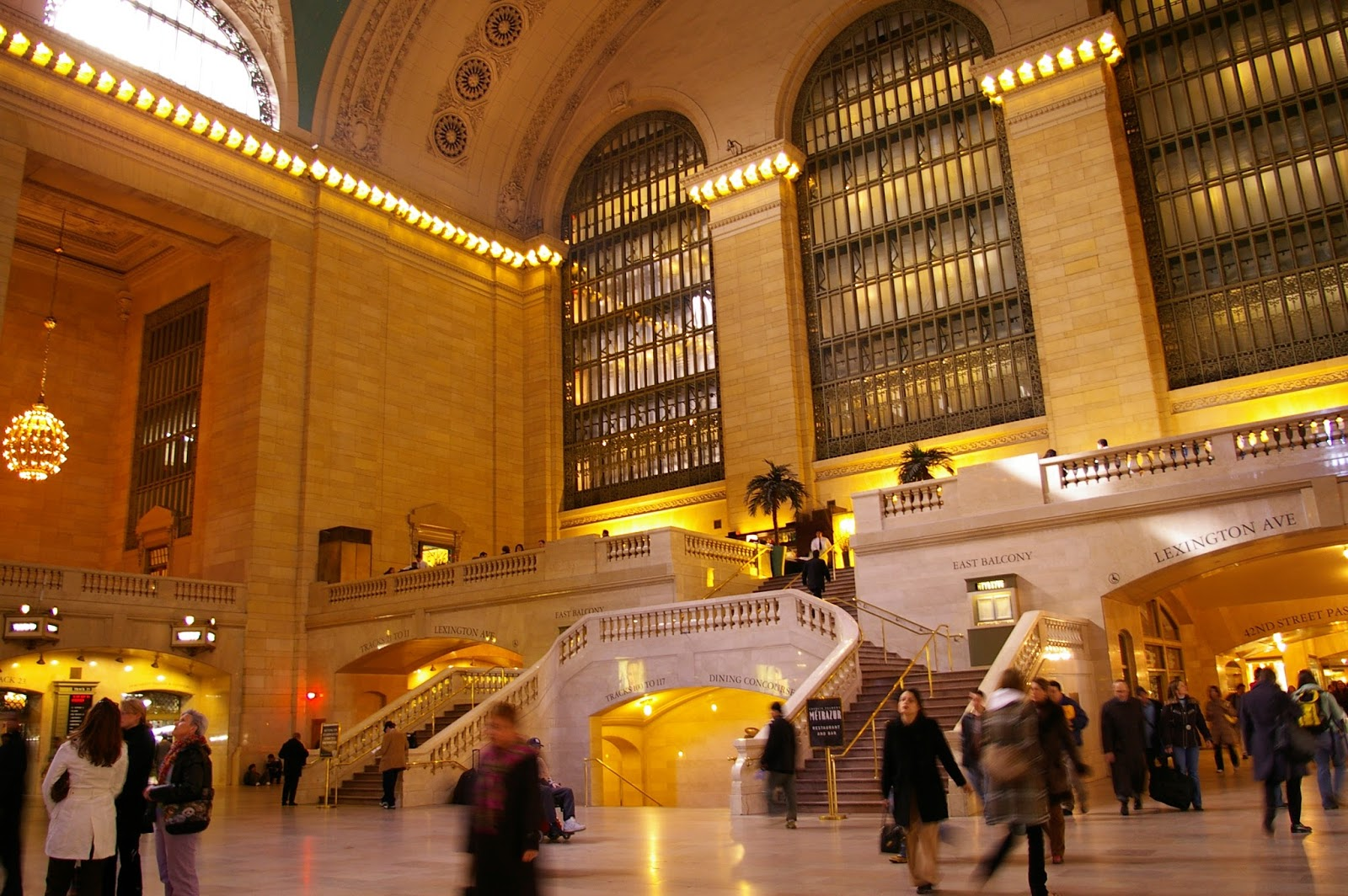 Nowy Jork Grand Central Station