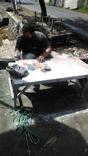 Ahli Pasang Marmer Granit  NTT