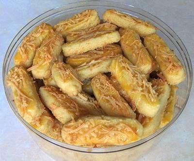 Resep Kue Kastengel Renyah