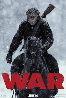 War for the Planet of the Apes - Segundo Poster & Segundo  Trailer