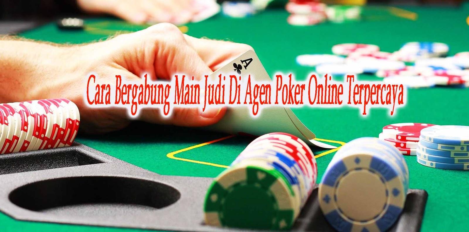 Image result for Bergabung Bersama Agen Judi Permainan Poker Online