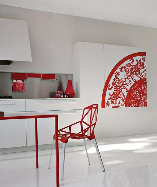 accessoires cuisine noir. Black Bedroom Furniture Sets. Home Design Ideas
