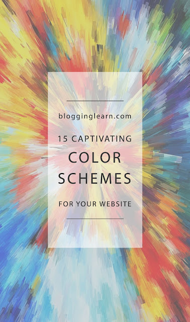 Color Schemes for Websites | Color Schemes Colour Palettes Ideas | Web Design