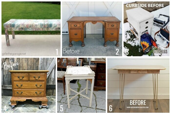 Furniture Fixer Uppers Before April 2019