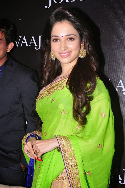 Tamannaah Bhatia At Joh Rivaaj Fashion Show