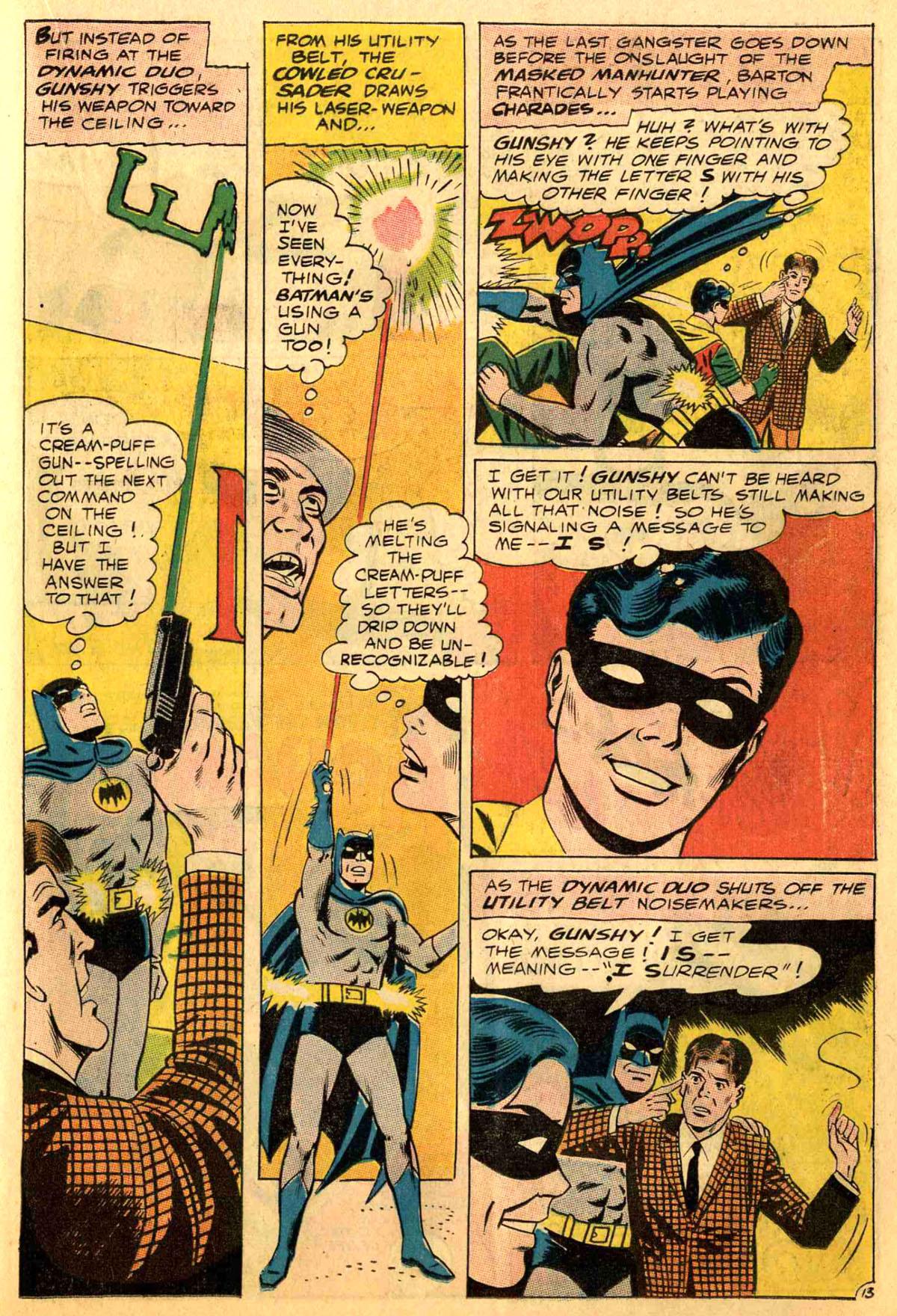 Detective Comics (1937) 360 Page 18