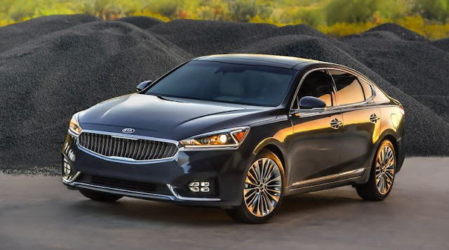 2017 Kia Cadenza Reviews