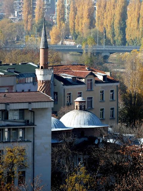mezquita en plovdiv bulgaria