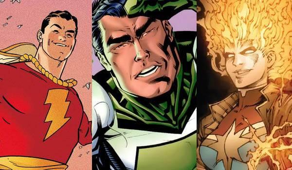 Ada berbagai macam Captain Marvel dari berbagai penerbit komik. Siapa saja?