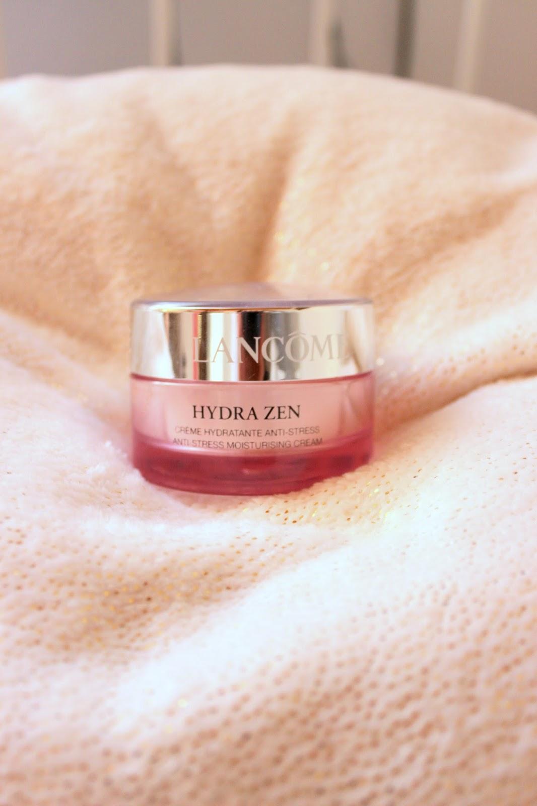 lancome hydra zen anti-stress creme erfahrungsbericht