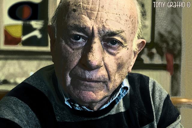 Osvaldo Minotti 88 anni