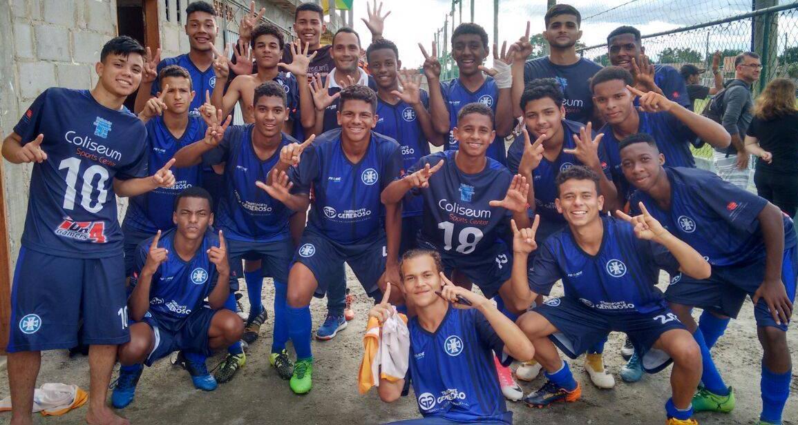 Barra Mansa Futebol Clube  Julho 2017 6b3bc287b64eb