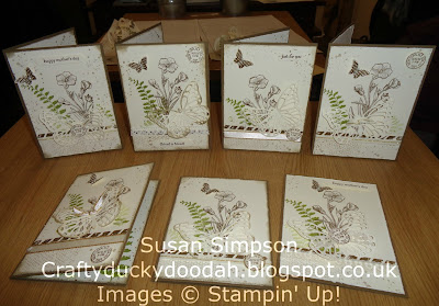 Butterfly Basics, Coffee & Cards project March 2018, Craftyduckydoodah!, Stampin' Up! UK Independent  Demonstrator Susan Simpson, Supplies available 24/7 from my online store,