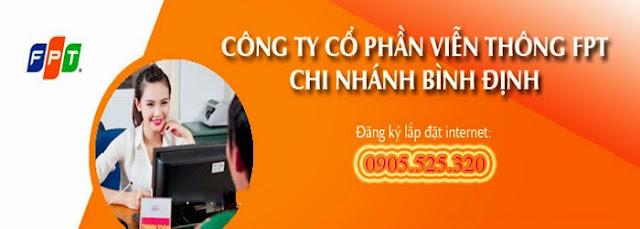 Lắp đặt internet fpt phường Nhơn Phú