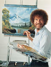 Famous Tv Painter : famous, painter, Then:, Painters