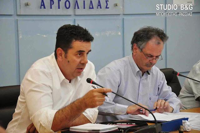 Δημοτικό Συμβούλιο στο Ναύπλιο με 33 θέματα στις 19 Οκτωβρίου