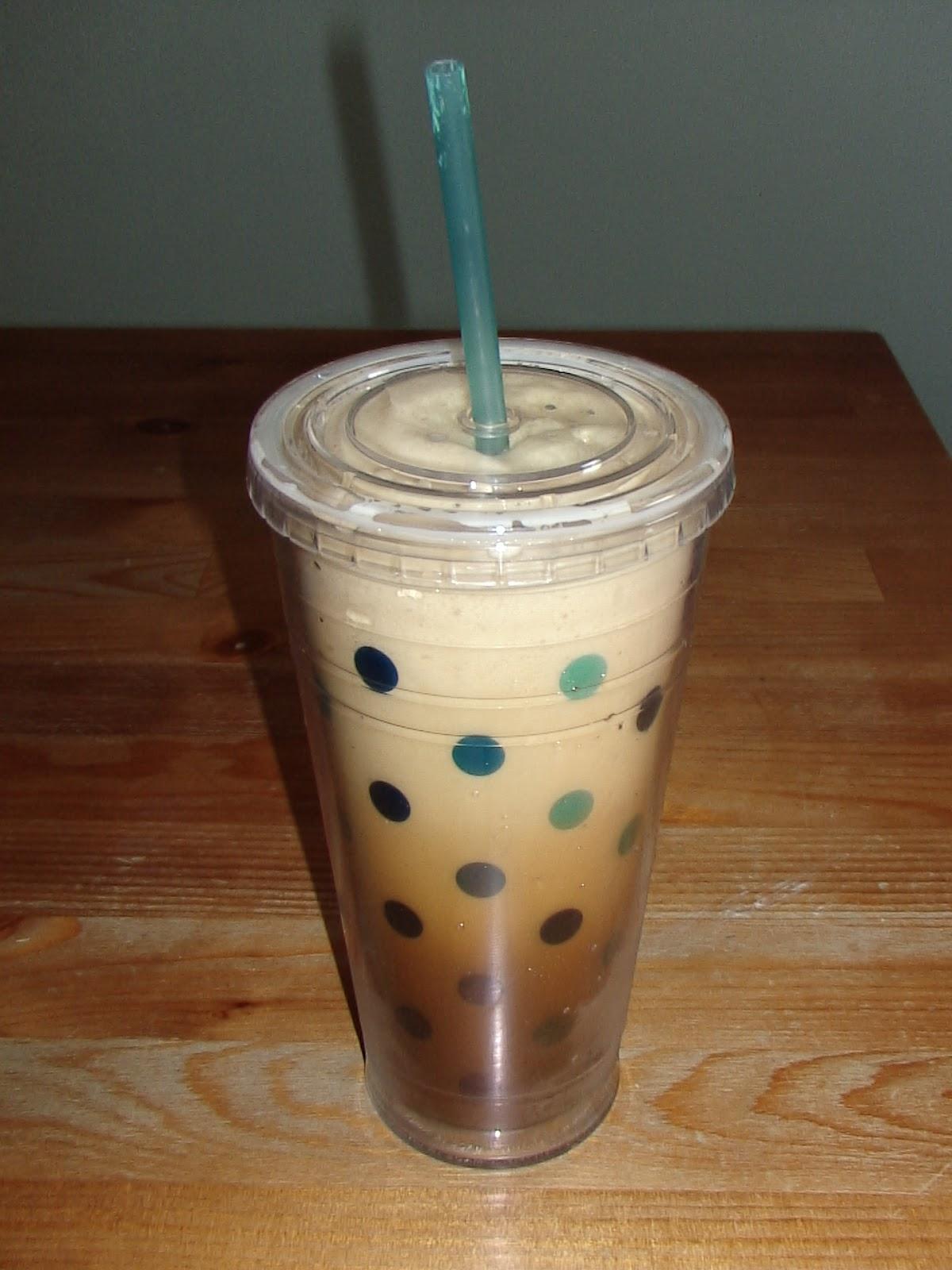 Virtually Calorie-Free Cappuccino Frosty