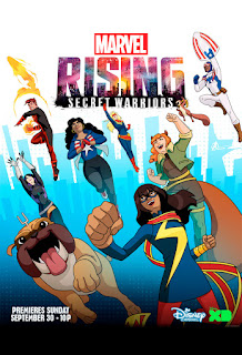 Baixar Marvel Rising: Guerreiros Secretos Torrent Legendado