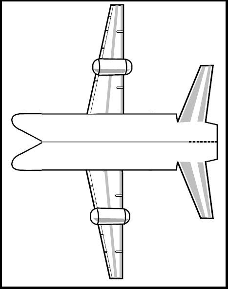 model aircraft: 757 Glider Kit-GLIDER CHALLENGE EVENTS