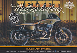 battle of the kings 2017 harley davidson ravenna adversiting