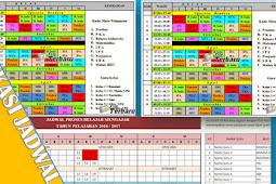 Aplikasi Jadwal Pelajaran SD, SMP, SMA dan SMK Terbaru