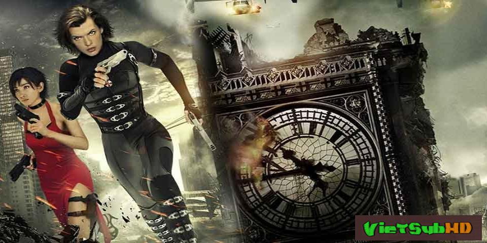 Phim Vùng Đất Quỷ Dữ 5: Báo Thù VietSub HD | Resident Evil: Retribution 2012