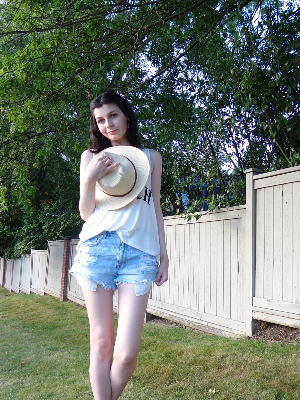 The Last Days Of Summer Outfit