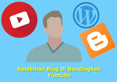 Kelebihan Blog Di Bandingkan Youtube
