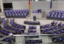 Deutscher Bundestag, Regierungsparteien unbekannt