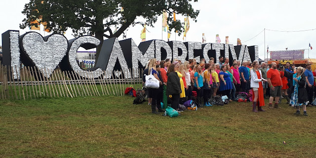 Camp Bestival 2017 Review // 76sunflowers