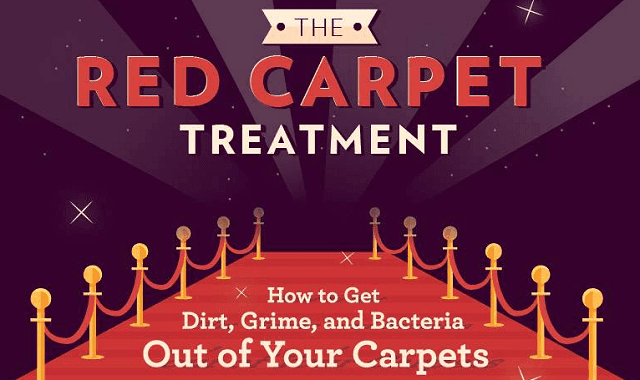 Red Carpet Treatment How To Get Dirt Grime And Bacteria