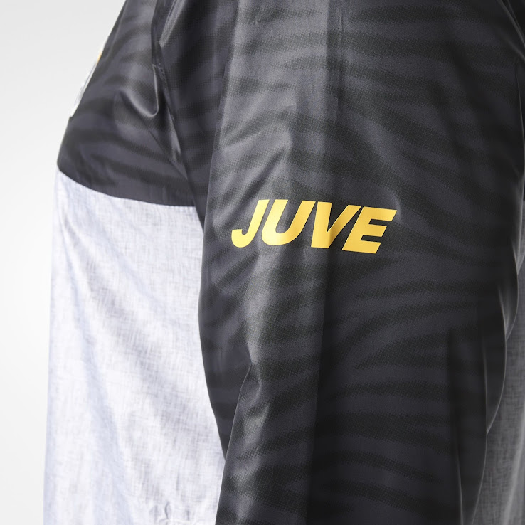 Juventus jacke zebra