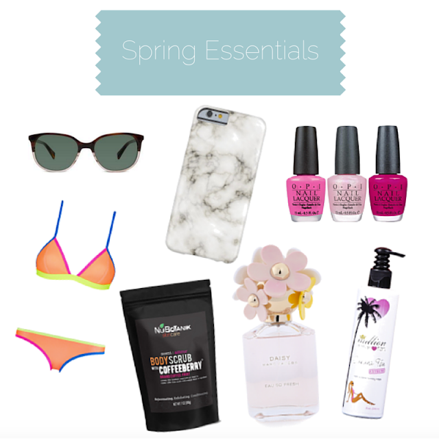 Spring 2016 essentials: Triangl swimwear and Warby parker review