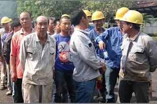 Mantap .. Pada Akhirnya 37 Pekerja Asal Negeri Tiongkok Dideportasi Imigrasi Cilegon - Commando