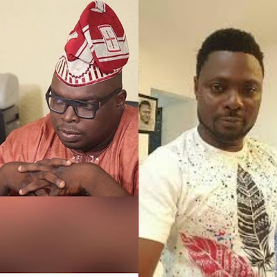 Kunle Afod Mourns Nollywood Actor Gbenga Akintunde Death
