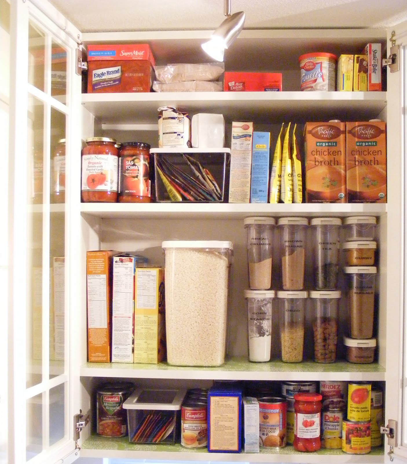 So Squared Away: 3 Steps To Conquer Pantry Mayhem